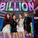 BLACKPINK再次刷新K-pop組合首個紀錄:《DDU-DU DDU-DU》MV突破13億次