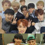 NCT向前辈SJ致敬带来《Sorry, Sorry》舞台!SHINee Key分享与TEN合照