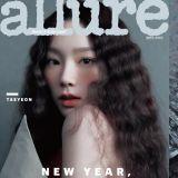 太妍登《allure》1 月號封面  回顧 2019「因為有粉絲,我才能做到很多事情」