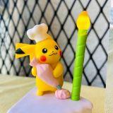 太萌啦! 韩国CGV《POKÉMON 神探Pikachu》电影周边公开 集齐一套能拼成蛋糕!
