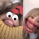 少时润娥、孝渊、太妍Dubai公演中直播大玩特效! 超级爆笑XD