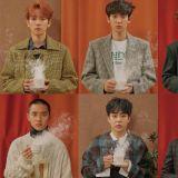 成为月榜冠军只需五天⋯⋯EXO 冬季特别专辑〈Universe〉轻松征服 12 月 Gaon 专辑榜!
