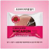 韩国CHOCO PIE HOUSE推出新品《巧克力派马卡龙》