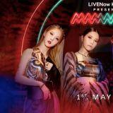 韓國歌手第一次 MAMAMOO 將登英串流平台 LIVENow 開唱!