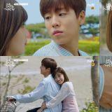 tvN《她爱上了我的谎》第九、十集真的太甜蜜太放闪啦~!
