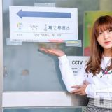 4Minute權昭賢參加國會議員選舉投票 謙恭有禮