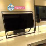 天啊!太阳家的超大电视,要价台币百万!!!