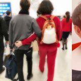 希澈和东海 看背影是...妈妈和儿子?SJ银赫:要和父母们度过愉快的连假哦!