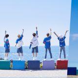 【旅遊資訊】TXT拍攝第二本寫真書<H:OUR>的濟州彩虹海岸