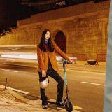 【旅游资讯】韩国推出共用电动滑板车服务,1000韩元起步畅游街头