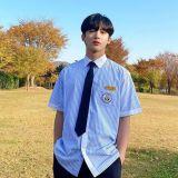 《學校2021》金永大下車後,男二將由新人演員秋英宇接演,曾主演過BL劇的99年生小鮮肉