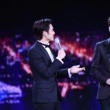 中韩男神李敏镐、钟汉良出席北京国际电影节