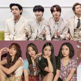 【歌手品牌評價】BTS防彈少年團蟬聯冠軍 當紅大勢和逆襲歌手紛紛上榜!