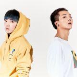 直接把「麻浦帥小子」宋旻浩的畫穿在身上:WINNER宋旻浩&姜昇潤的PLAC byYOU