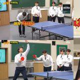 HIGHLIGHT 在《認哥》展開乒乓球對決!尹斗俊&孫東雲各種花招和作弊,姜鎬童:「被嚇到無法冷靜」