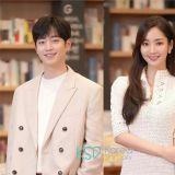 新劇《天氣好的話》發佈會:朴敏英&徐康俊&李宰旭「五位主演」首度同框大合照!