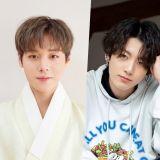 最近韩国男生最爱的整形范本男艺人! 田柾国&朴志训&黄旼炫都上榜