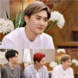 《Happy Together》EXO SUHO、CHEN和燦烈的初吻是何時?