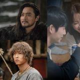 电视剧话题性3部新剧入榜+《阿斯达年代记》《春夜》互相厮杀争夺一位宝座