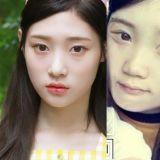 郑采妍同学贴旧照力挺:她真的只做过鼻子