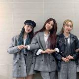 GFRIEND 昨征服《Music Bank》 火速成为音乐节目三冠王!