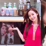 《她的私生活》Jessica为朴敏英送去应援咖啡车!「直到最后也不脱饭~」