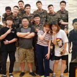 国防部娱乐公司又开始营业了:XIUMIN、Key、尹智圣、圣圭等人同框!