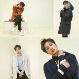 EXO KAI為時尚雜誌《HIGH CUT》拍攝畫報 暖男氣質令人移不開視線