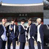 人氣男團 TXT《Run Away》與國樂管弦樂團合作,迸出全新風格的特別舞台!