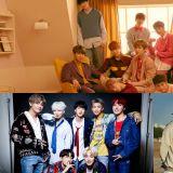 Wanna One、防彈少年團每月激戰鹿死誰手?3 月男團品牌指數出爐!