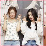 Red Velvet 首組小分隊出道在即 Irene&瑟琪搶先談新專輯!