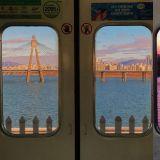 【地铁旅行】这美景一定要打卡!从首尔地铁2号线看到的汉江晚霞