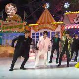 超可爱!防弹少年团和Pengsoo一起跳舞,搞怪舞姿令Jimin笑到直不起腰