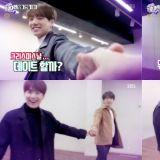 《SBS歌谣大战》BTS防弹少年团预告再公开!成员们的牵手画面,原来是这样拍的啦 XD