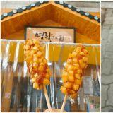【韓國必吃】韓國街頭小吃:莫札瑞拉起司跟熱狗的史上最犯規組合,再燙口都要吃~