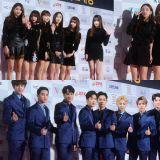 大勢偶像歌手EXO、MAMAMOO、GFRIEND、TWICE等團體確定出席Gaon Chart Music Awards