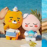 Kakao Friends夏日海军系列上市!70多款承包你的盛夏~