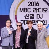 MBC廣播改版記者會:KangTa亮相帥氣依舊
