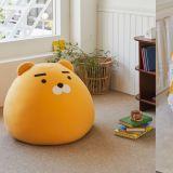 超可爱新品又来了!Kakao Friends推出超巨大「Ryan懒人沙发」这真的可以瘫在里面一天啊!