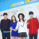 A pink尹普美、B1A4真英等出席IP劇發佈會 下半年推4作品