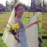 全慧彬今日(7日)在峇里島舉行婚禮!SNS分享感言:「我們會成為恩愛的夫妻 希望大家多多關照」