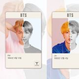 上次BTS防彈少年團聯名T-money卡沒搶到?20萬張限量透明卡又來了!