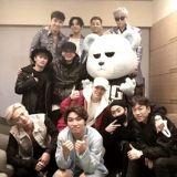BIGBANG與水晶男孩齊聚東京巨蛋 果然是YG FAMILY