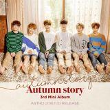 ASTRO即將於11/10日發行新專輯Autumn Story 公開秋日少年預告照
