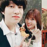 SJ金希澈&TWICE MOMO被爆已经恋爱两年!SM:「只是平常亲近的前后辈,恋爱传闻并不是事实!」