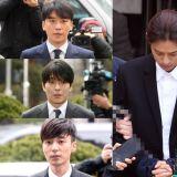 鄭俊英聊天室7人全部接受警方調查完畢:5人被立案,李宗泫&龍俊亨無嫌疑