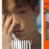 iKON BOBBY将於本月(9月)14日发表首张SOLO专辑!