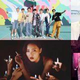 只有强者能留下!目前的Melon日榜TOP 10揭晓,全都是上榜多日的好歌❤