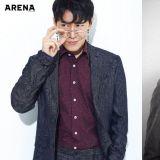 「小迷糊」不迷糊了~李奎炯的新时尚写真的有够帅!