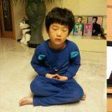 李鐘赫公開兒子俊秀身穿黑色道服照片!並寫道即使變胖了但俊秀表示自己還是有......